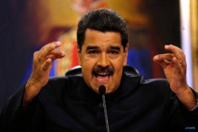 maduro, krisis venezuela, venezuela, trump, as,
