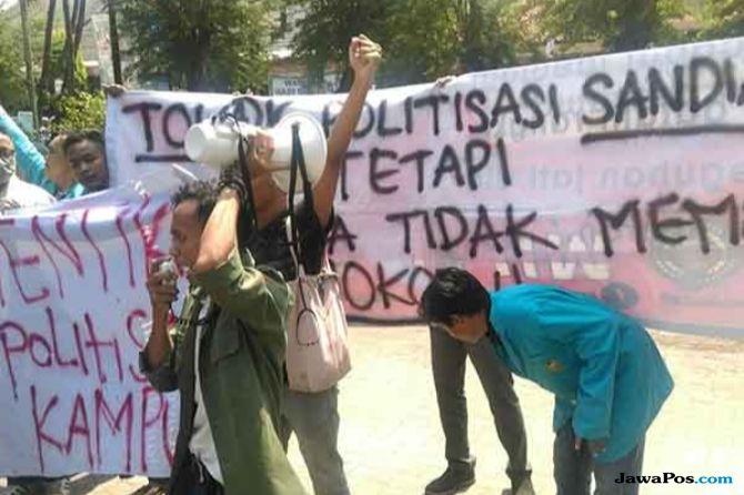 Unjuk rasa Mahasiswa