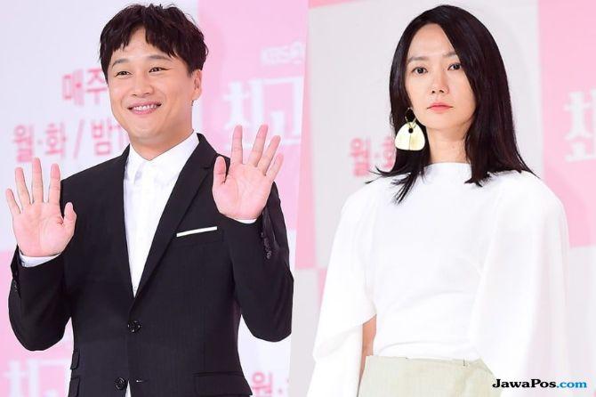 Main Drama Lagi, Cha Tae Hyun: Bae Doona 70 Persen Alasanku