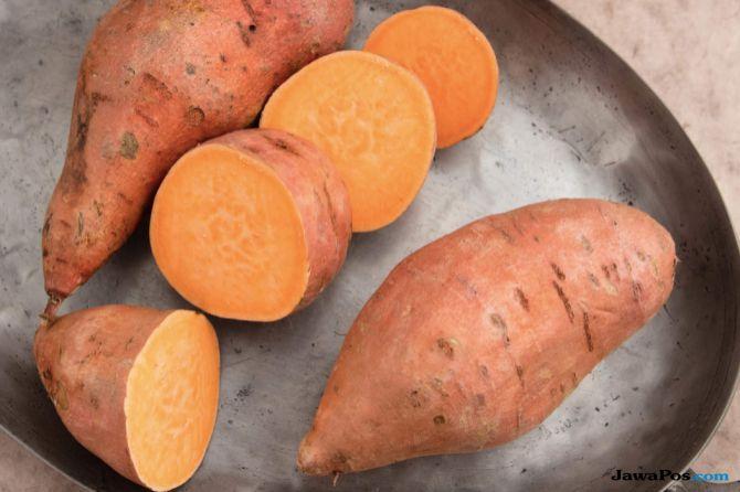 mitos atau fakta, ubi, ubi bikin kentut bau, penyebab kentut bau,