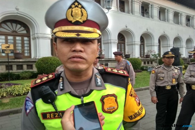 Malam Takbiran, Lalu Lintas Kota Bandung Diprediksi Macet
