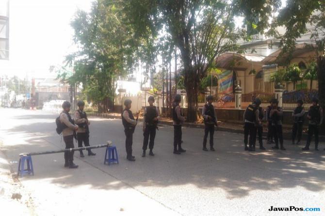 Malang Siaga, Polisi Berlakukan Patroli ke Gereja-Gereja