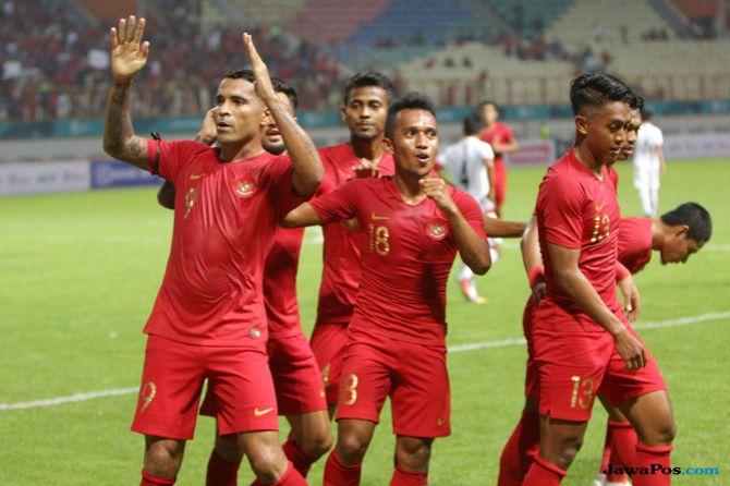 Timnas Indonesia, Indonesia, Myanmar, Antoine Hey
