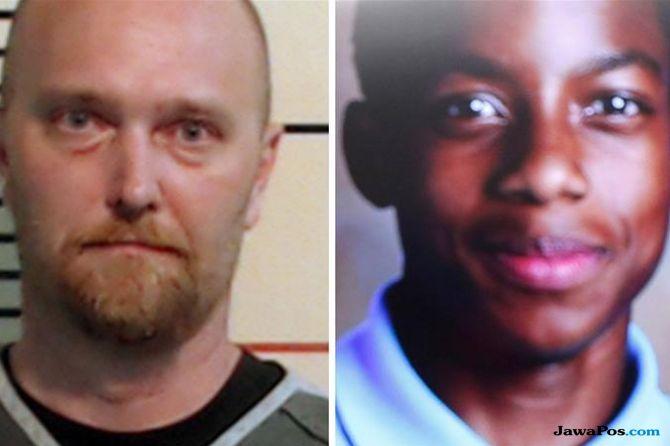 Mantan Perwira Amerika Dihukum Akibat Bunuh Anak Kulit Hitam