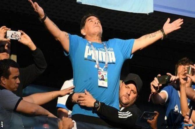 Maradona, Maradona sakit, Diego Armando Maradona, Argentina