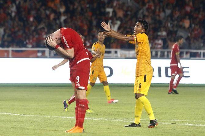 Marko Simic Berharap Bisa Bertemu Lagi dengan Koleganya di Persija
