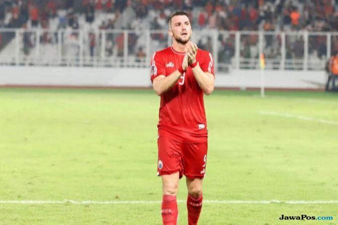 Liga 1 2018, Persija Jakarta, Marko Simic