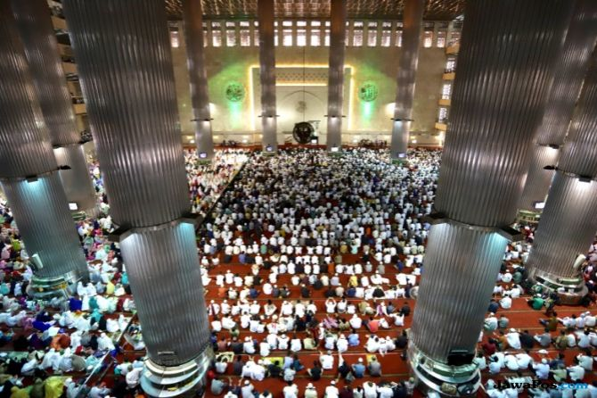 Masjid Ini Rayakan Idul Adha pada Selasa, 21 Agustus