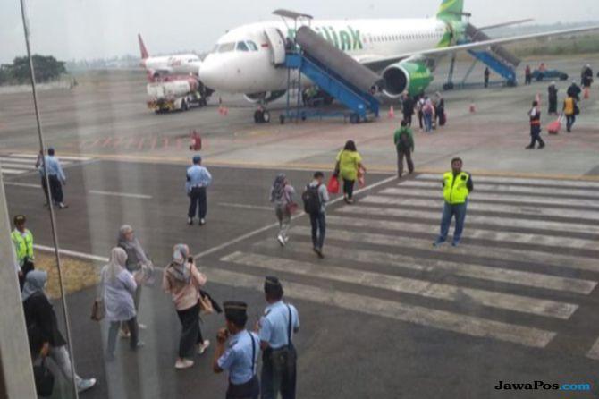 Maskapai Sambut Positif Wacana Perubahan Status Bandara Abd Saleh