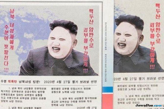 masker nuklir, nuklir, korut, kim jong un,