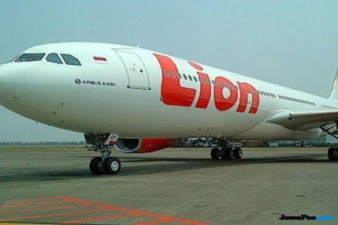 Breaking News: Lion Air Jurusan Yogyakarta Megalami Mati Mesin Sebanyak 2 Kali