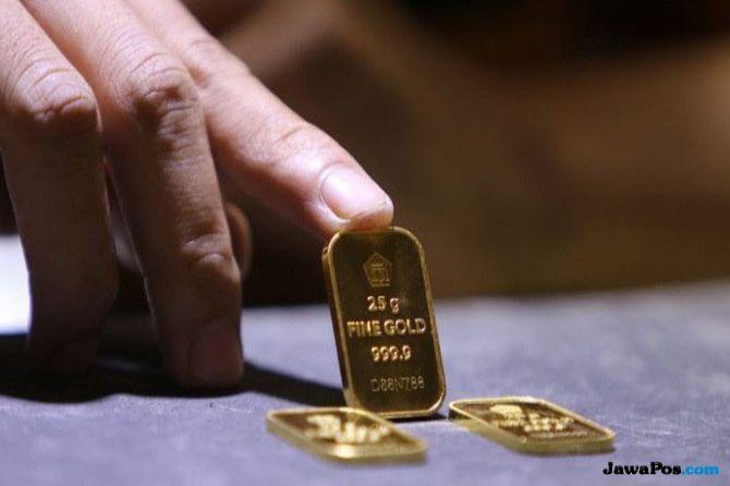 Mau Investasi Emas Simak Plus Minusnya Nih