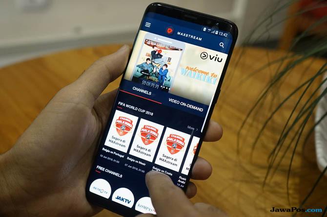 MaxStream, Telkomsel MaxStream, Telkomsel Video Streaming