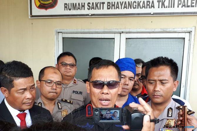 Mayat Sopir Taksi Online: Tempurung Kepala Retak, Rahang Kiri Remuk