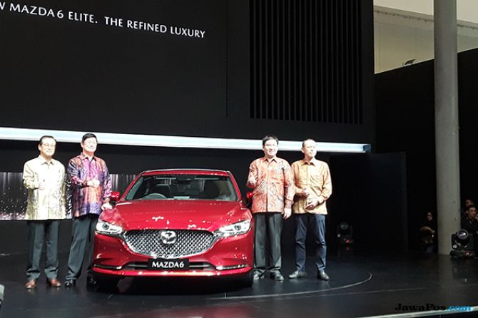 Mazda Rilis CX-3 dan Sedan Mazda6 Di GIIAS 2018