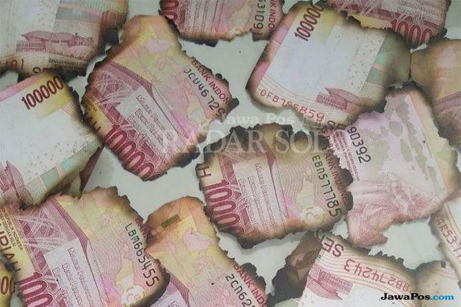 Mbah Saliyem dan Uang Tabungan Jutaan Rupiah yang Tak Sengaja Terbakar