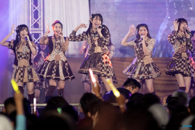 Member JKT48 Sudah Siapkan Mental Jika Hasil Pemilu Tak Sesuai Harapan