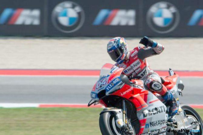 MotoGP, Ducati, Andrea Dovizioso