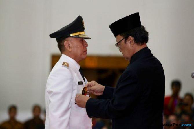 Mendagri Bantah Iwan Bule Pilihan Jokowi