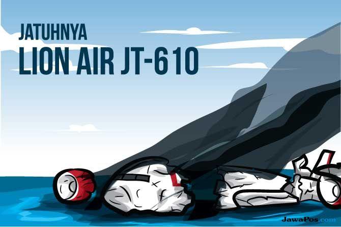 Menelisik Kejanggalan Lion Air JT-610 dari Keterlambatan Terbang