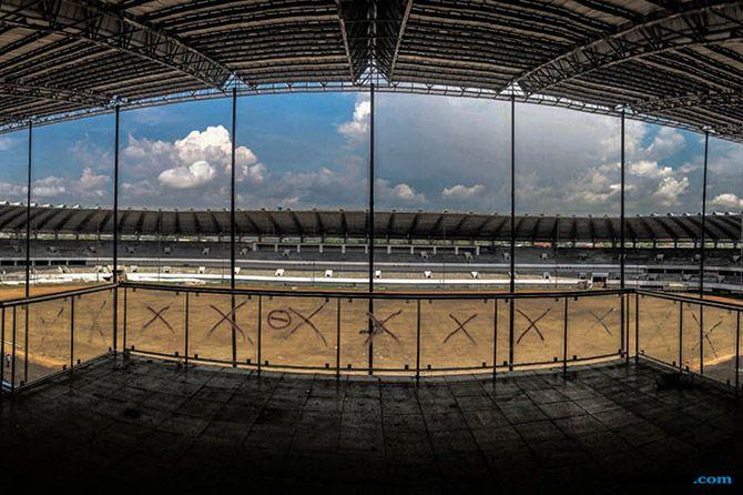 Menengok Stadion Barombong, Calon Kandang Baru PSM Makassar