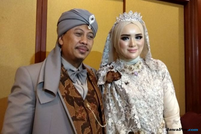 Menikahi Bebi Silvana, Opick Janji Tak Poligami?