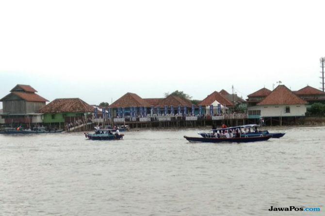 Kampung Al Munawar Palembang