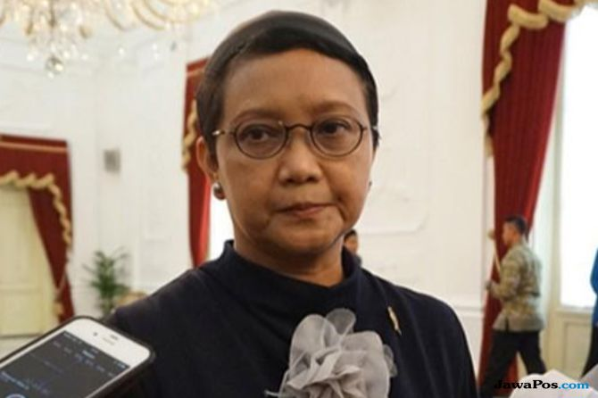 Menlu Retno Belum Dapat Notifikasi Soal 3 WNI Mau Bunuh Mahathir