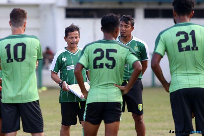 Persebaya Surabaya, Sriwijaya FC, Liga 1 2018, Djadjang Nurdjaman