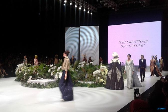 Menteri Airlangga Puji Geliat Industri Fesyen Indonesia