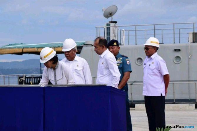 Menteri Basuki Pamer Infrastruktur yang Dibiayai Pakai Sukuk
