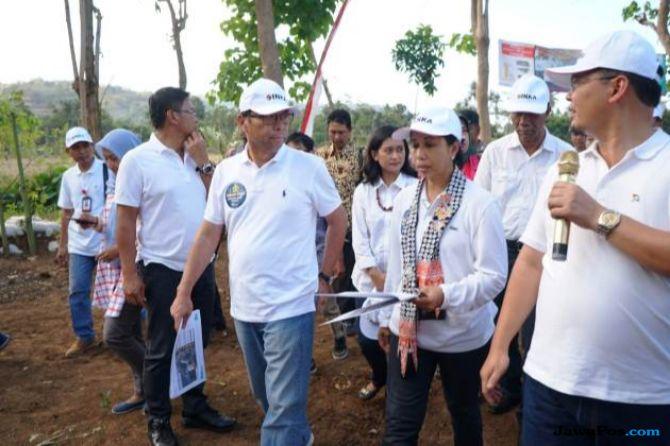 Menteri Rini Siap Jual Surat Utang Untuk Ambil Alih Blok Rokan