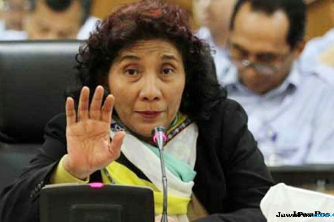 Menteri Susi Berang: Gara-gara Hal Ini, Sebut Fahri Hamzah Naif