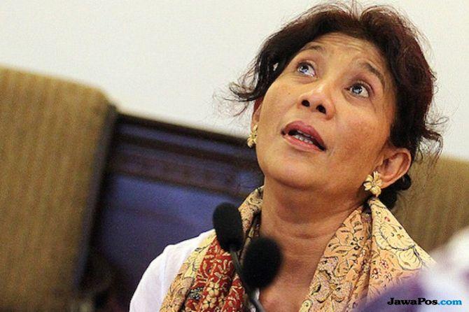 Menteri Susi Jual Koleksi Rok Mini Hingga Perabotan Rumah Tangga