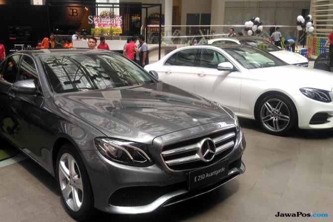 Mercedes-Benz Luncurkan Dua Produk Anyarnya di 2018, Segini Harganya