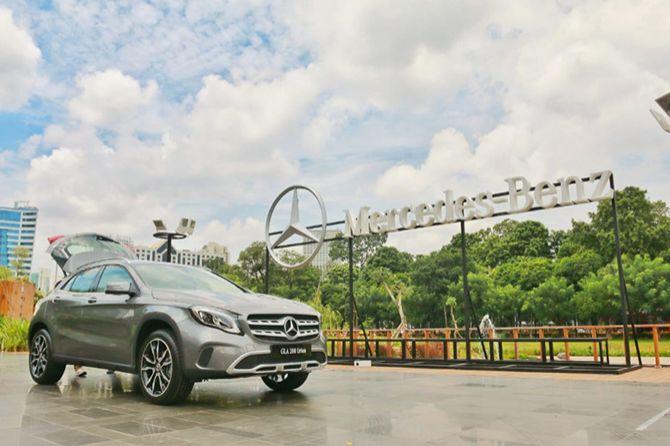 Mercedes-Benz Weekend Test Drive 2019