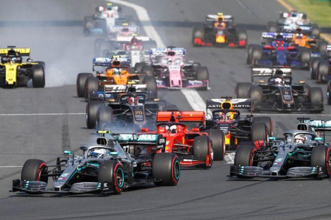 Formula 1 2019, F1 2019, GP Australia, Valettri Bottas