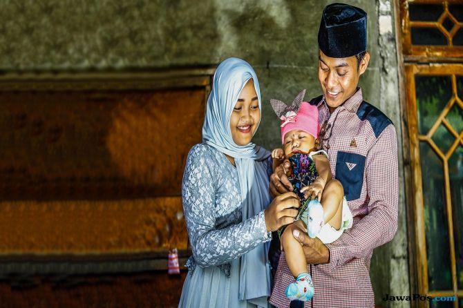 Mereka yang Menyatu dalam Ikatan Pernikahan Dini