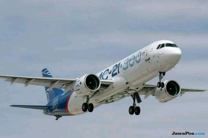 Merpati Airlines, Bidik Jet Rusia MC-12 Sebagai Pesawat Andalan