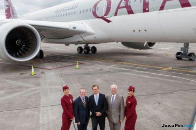 qatar airways, maskapai, iran,