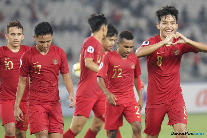 Piala Asia U-19 2018, Timnas U-19, Timnas U-19 Indonesia, Taiwan, Indra Sjafri