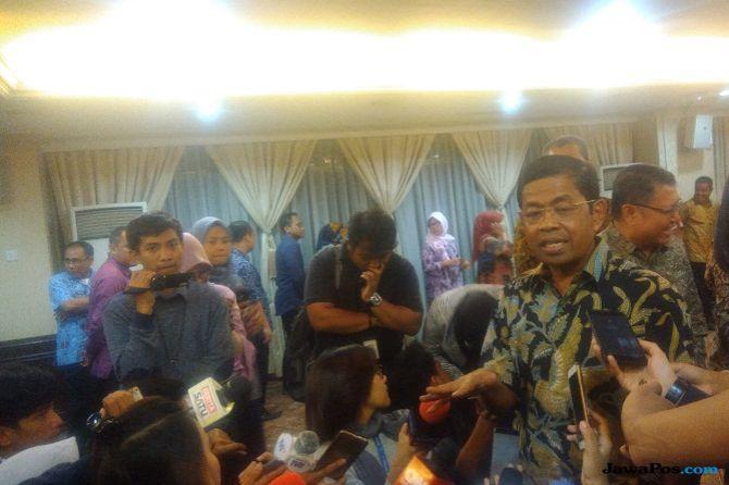Meski Jadi Tersangka KPK, Idrus Komitmen Menangkan Jokowi-Ma'ruf