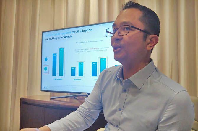 Haris Izmee Microsoft, Microsoft implementasi ai, Microsoft AI Indonesia