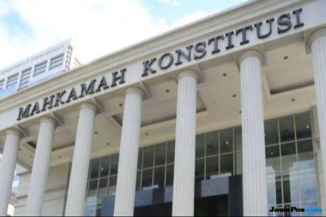 MK Diminta Tak Tabrak Aturan Untuk Kepentingan Jabatan Wapres
