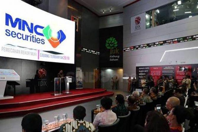 MNC Sekuritas Kantongi 3 Perusahaan Siap Lepas Saham Di Kuartal III