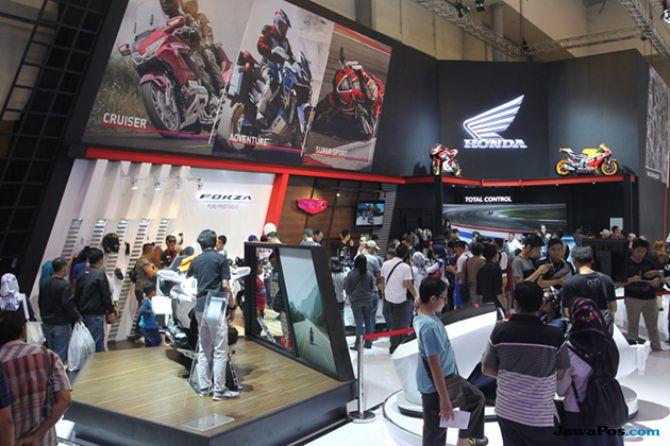 Motor Honda Laris: 1.000 Unit Dijual Di GIIAS 2018