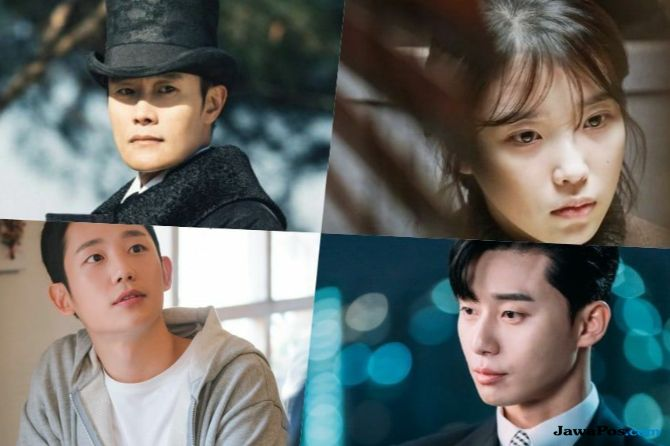 'Mr. Sunshine' Raih Penghargaan Utama APAN Star Awards 2018