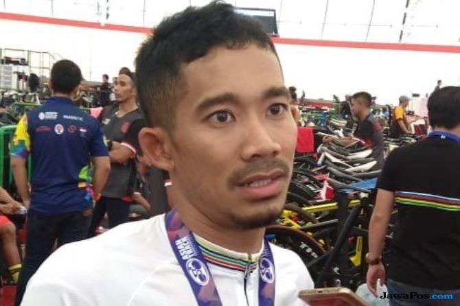 Asian Track Championship 2019, balap sepeda, Indonesia, UCI, Muhammad Fadli Imammuddin