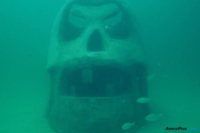 Museum Bawah Laut Pertama AS Resmi Dibuka, Begini Bentuknya