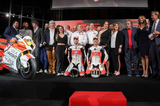 Moto2, MV Agusta